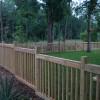 4 X 2 Picket Fence