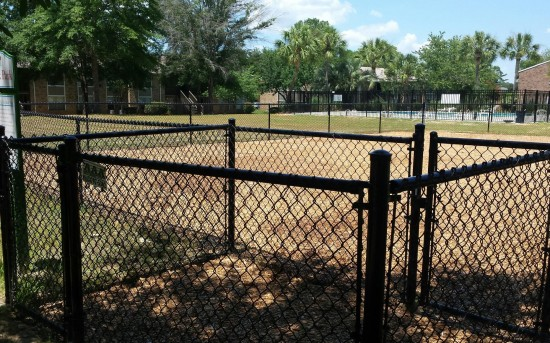 Dog Park fence and Gate