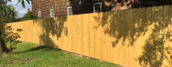 6′ Privacy Fence