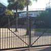 Volvo Tennis Center Aluminum Gate
