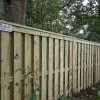 Shadowbox Privacy Fence