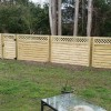 Hot New Look in Fence