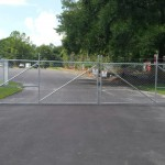 Fogel Services' New Front Gate