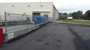 Kohl's loading dock