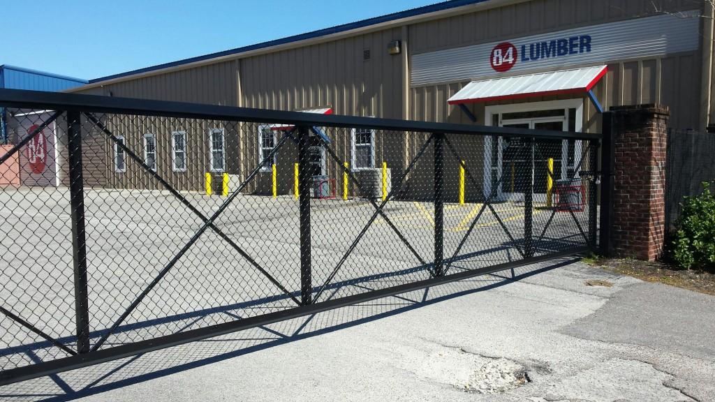84 Lumber Gate
