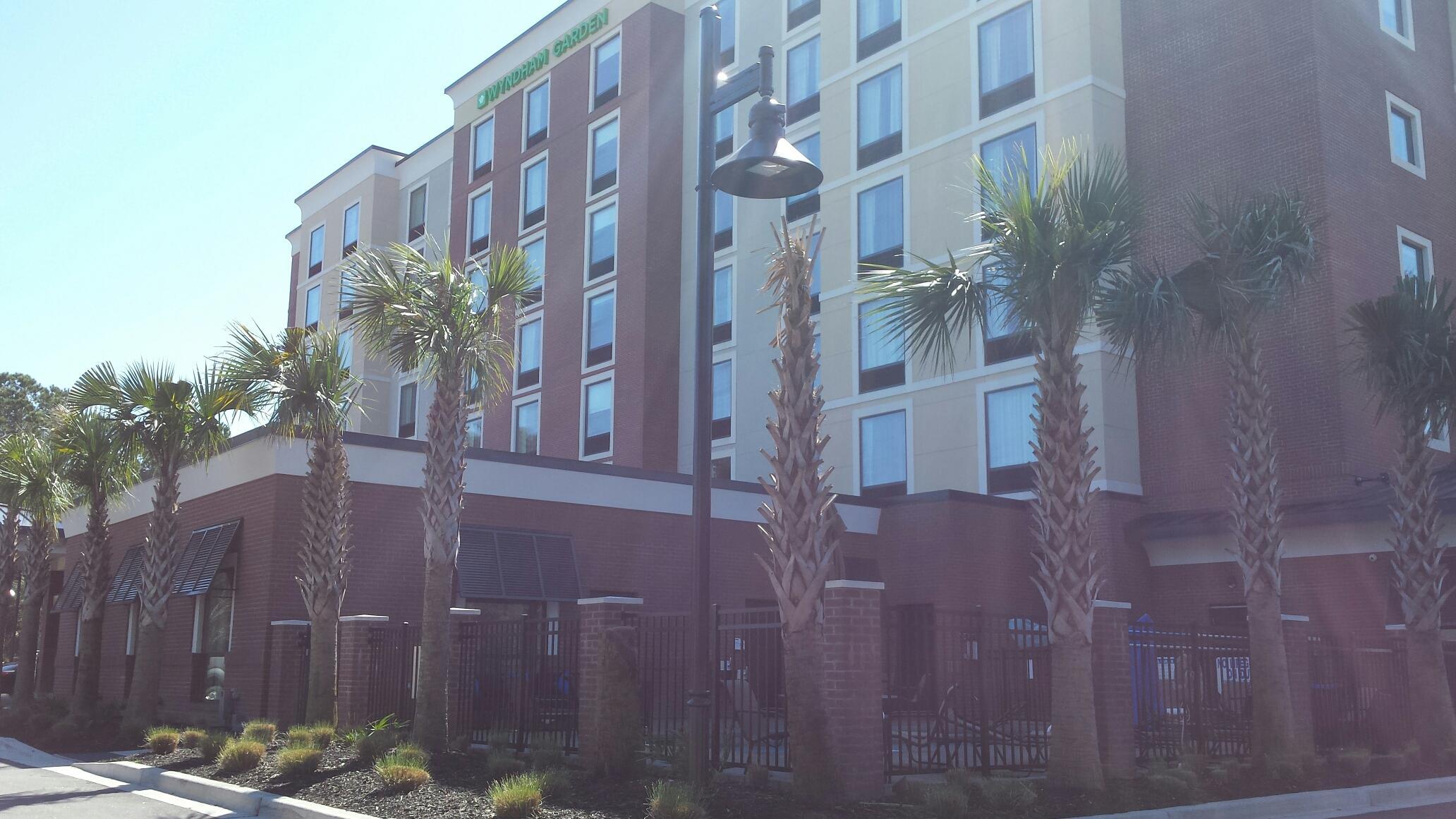wyndham garden hotel - Wyndham Garden Charleston Mount Pleasant