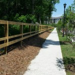Three Rail Fence - An Attractive Option