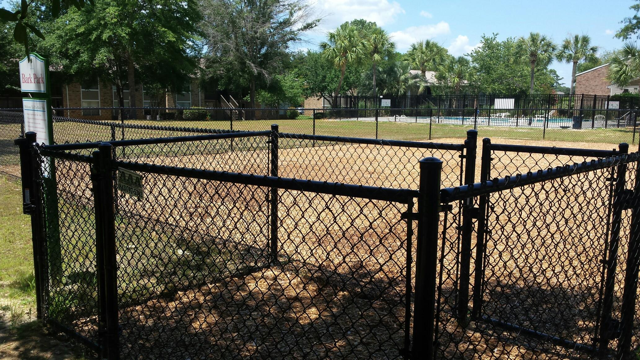 Dog Park Fence And Gate Aaa Fence Charleston