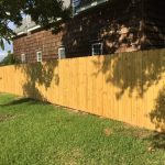 6' Privacy Fence