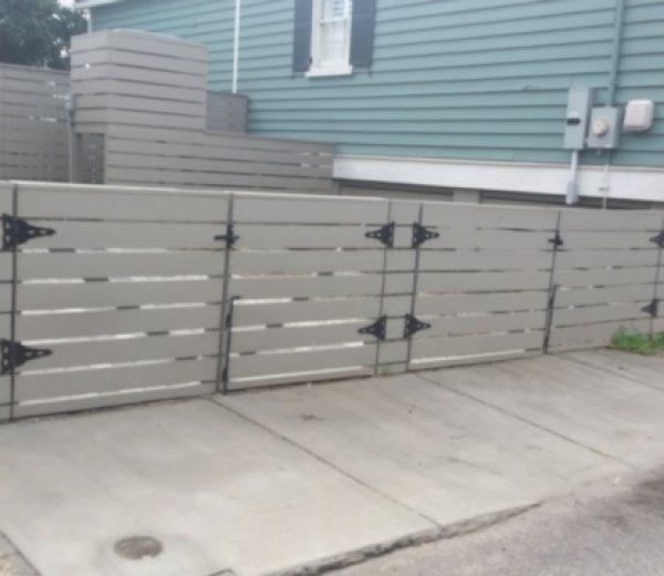 Horizontal Fence – Stylin'