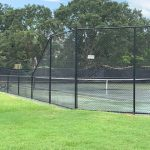 Tennis Court at Sullivan's Island